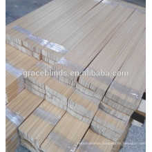 25mm Wooden UV coating Venetian Blinds slats