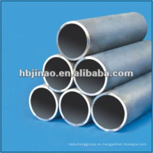 Tubo de acero sin costura de 20 # y tubo de sección especial