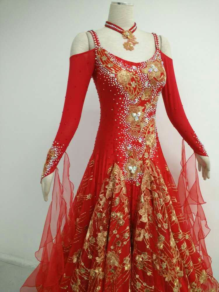 Red Ballroom Dresses Australia
