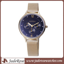 Fashion Watch Woman Watch with Mesh Band
