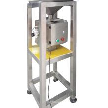 Détecteur de métaux de gravité de chute libre, machine de séparateurs pour l'industrie
