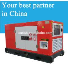 10KW/12kva diesel générateur diesel générateur triphasé pour usage domestique générateur