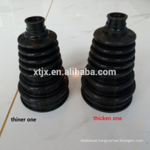 Silicone /CR rubber Universal cv joint boot kit