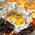 Calor de resistência Alimento Grade Folha de alumínio Rolinho pequeno