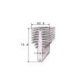 Dedicated Air Cooled Radiator for Electric Welding Machine