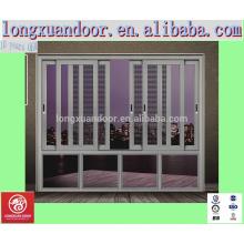 UPVC silding ventanas; Ventanas de aluminio; Ventanas con el mejor precio y precio competitivo