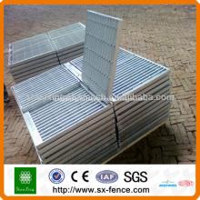 стальные решетки коммерческого использования