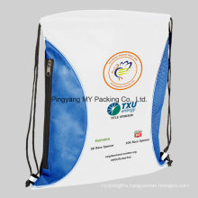 Reused Durable Printed PP Nonwoven Bag for Sport