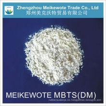 auxiliares químicos de goma acelerador MBTS (CAS: 120-78-5)