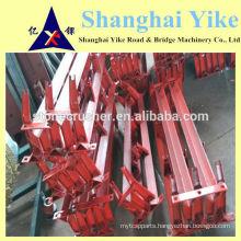 conveyor return idler roller brackets
