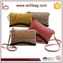 Girl Bags Single Bag Factory Wholesale PU Woman Native Shoulder Bag