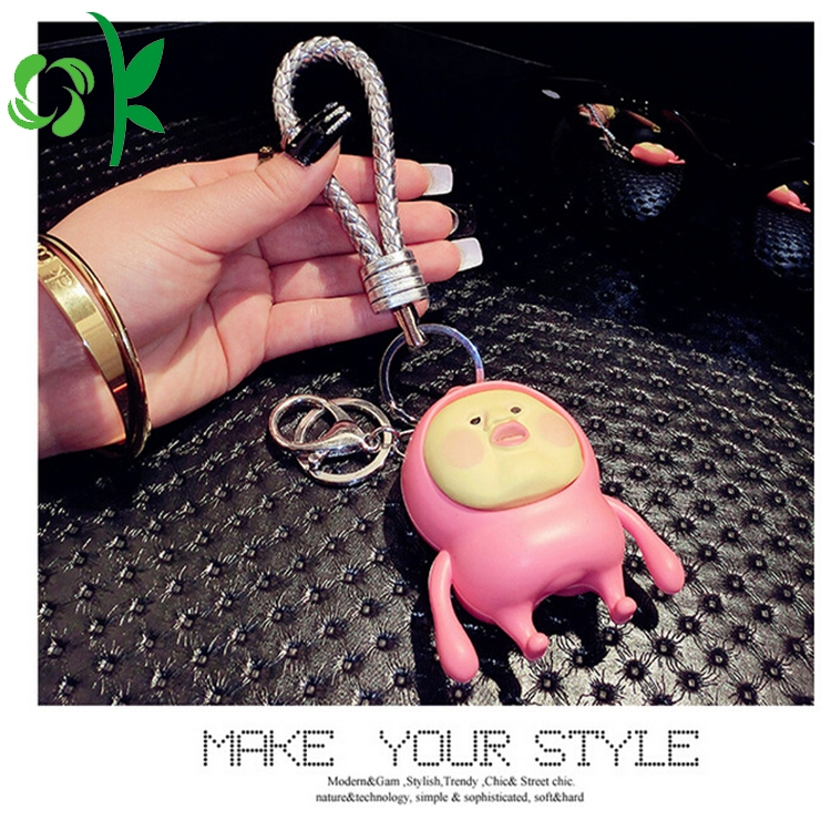 3d Keyring Silicone