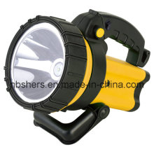 Portable 8W LED Spotlight Warning Lamp