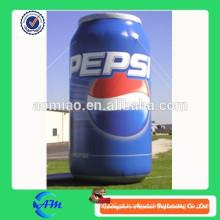 Publicidade inflável bebida à venda