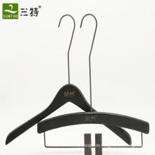 lange haken boutique marke holz kleiderbügel set