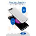 внешний беспроводной чехол для батареи Apple Iphone 8