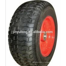 16x6.50-8 резиновые колеса для инструмент корзина, тачки, тележки, тележки, газонокосилки, graden корзину