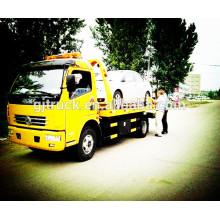 4x2 Dongfeng camión de auxilio / Dongfeng camión de remolque / camión de auxilio / remolque vehículoR / camión de rescate / camión de auxilio camión de remolque LHD & RHD