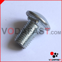 Low Square Neck Carriage Bolt / Round Head Bolt
