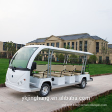 battery power electric bus with 11 seats