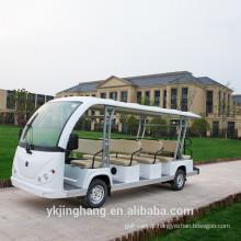 ônibus elétrico com 11 assentos