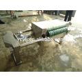 320 stainless steel press filter machine