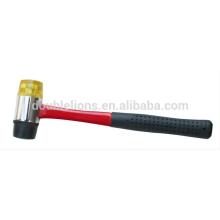 Fiber Glas Griff weiches Gesicht Hammer, Handwerkzeuge