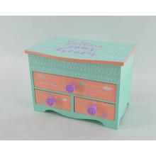 Caixa de armazenamento bonito do bebê para o repouso