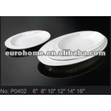 Chinese export Ceramic fish dishes P0402