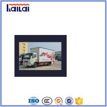 Camión móvil chino de la etapa del camión 40m2 para Salen