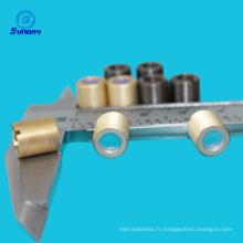 lentille de collimateur laser longueur d'onde 400nm-450nm ou 630nm-670nm