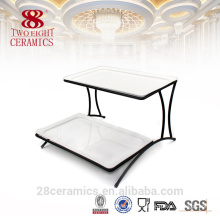 Wholesale dishes for buffet, buffet food warmer dish for hotel