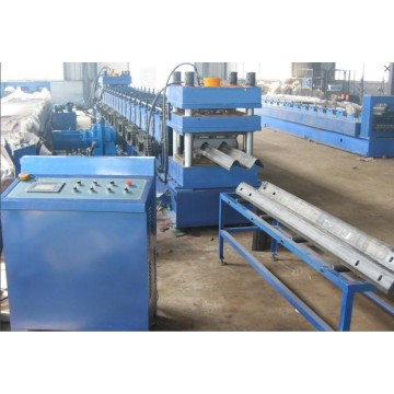 Expressway Guard Rail Forming Machine