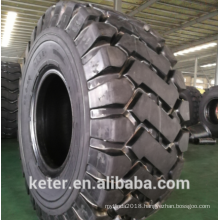 Chinese Bias OTR Tyre 23.5-25 E3E Pattern Standard Rim 19.50,Brand ECOLAND for Asia market
