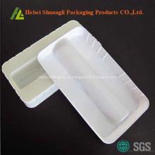 Weißes Thermoforming Plastikmedikationstablett