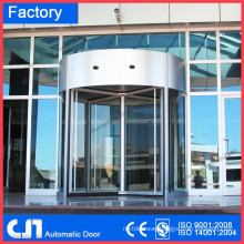 3 wings luxury automatic revolving doors
