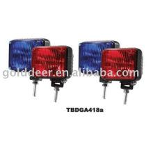 12V строб Ксеноновый свет полиции мотоцикла ксенон предупреждение Lights(TBDGA418a)