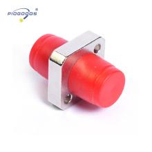 Acoplador de fibra óptica FC / FC