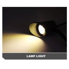 Paisaje de luces de punto de luz de pico de 6W de alta calidad