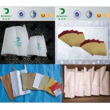 Especificaciones completas Resistencia UV no tóxica Bolsa de papel protectora a prueba de agua a prueba de agua con diferentes tamaños Precio de fábrica