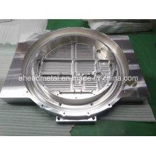 CNC mecanizado de piezas de comunicación y equipo de transporte