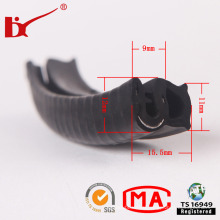 EPDM Extrude Glass Door Rubber Sealing Strip