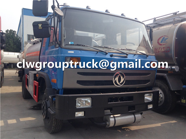 Dongfeng oil truck for sale