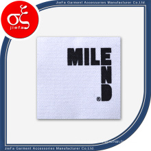 High Quality Cotton Printed Main Label