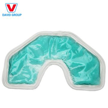 Paquet froid non-tissé médical froid de coussin de glace de cou de PEPA
