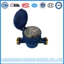 Brass Single Jet Residential Water Meter