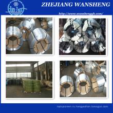 Горячий продавая 340-500MPa низкоуглеродистый цинковый кабель Armowring 0.9mm стальной провод