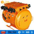 Mine flameproof double loop vacuum electromagnetic starter multi loop vacuum switch
