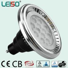 Refletor LED de alta intensidade de 12,5 W 1100lm AR111 GU10 (S012-GU10)