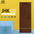 Puerta de madera china antigua de madera de teca JHK-Indian Price Price